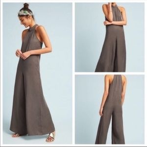 NWT Anthropologie Cloth & Stone Marfa Jumpsuit
